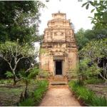 L'ancienne tour de Binh Thanh